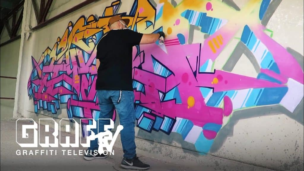 GRAFFITI TV YSEN