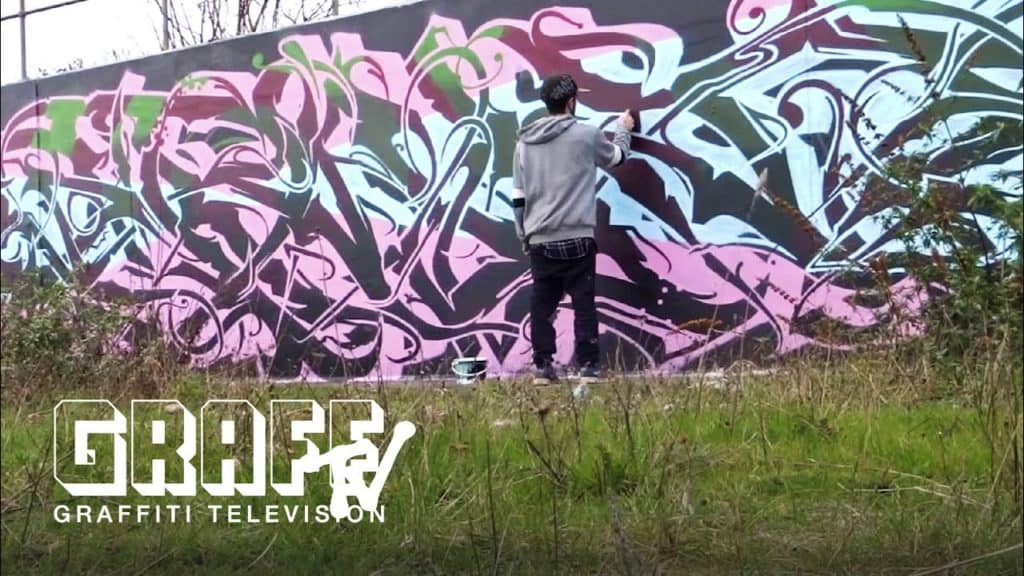 GRAFFITI TV NERKS