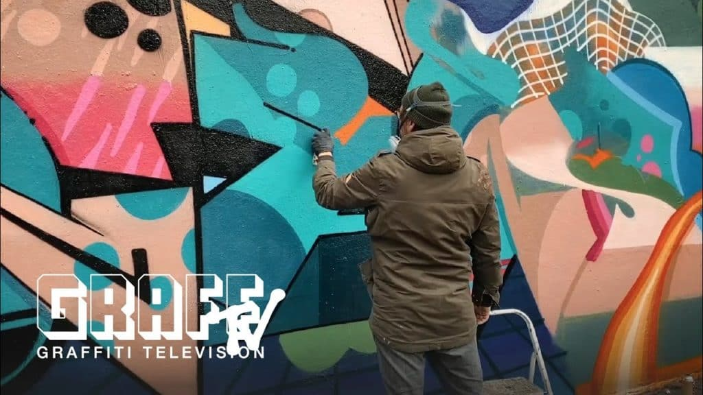 GRAFFITI TV: TOPNOTCH