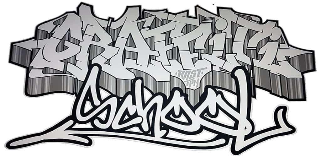 Graffiti malen lernen mit Graffiti.School